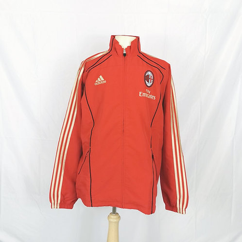 AC Milan 2010-11 Presentation Jacket - Size L