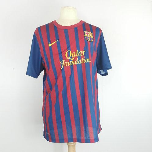 Barcelona 2011-12 Home - Size L