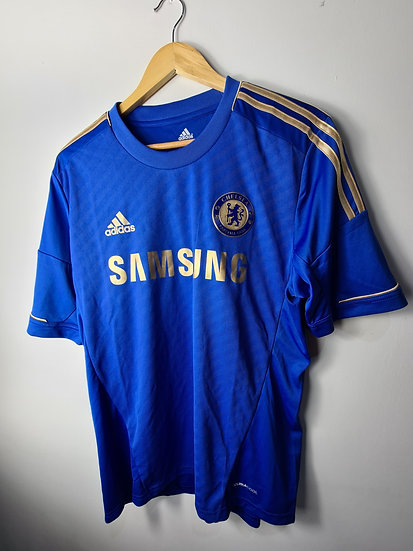 Chelsea 2012-13 Home Shirt - Size L - Terry 26