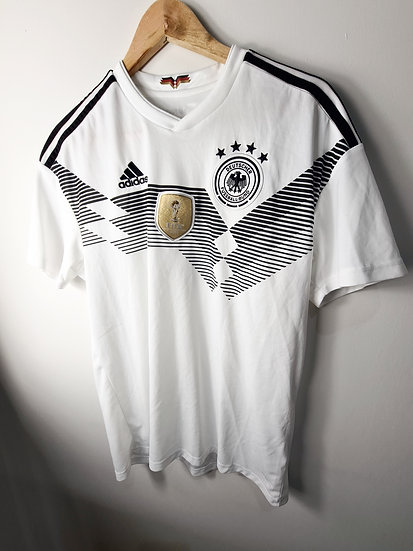 Germany 2018 Home - Size L