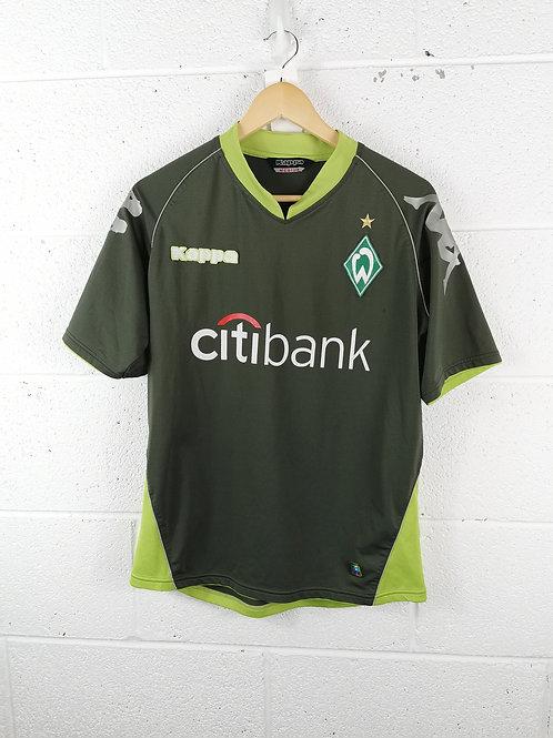 Werder Bremen 2007-08 Away - Size M