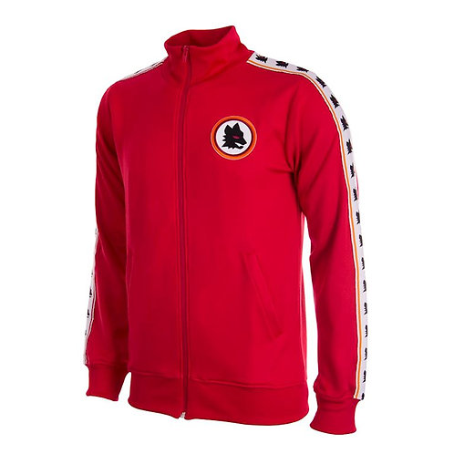 AS Roma Copa Red Jacket - Multiple Sizes