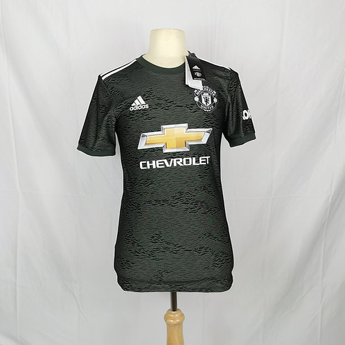 Manchester United 2020-21 Away Shirt - Size S - BNWT