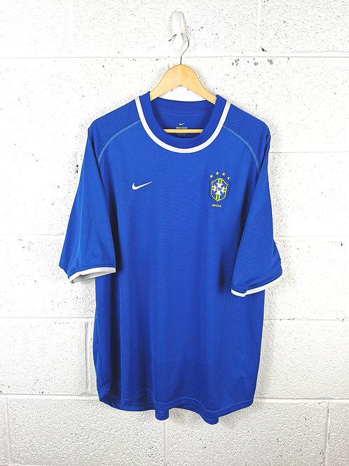 Brazil 2000-02 Away - Size L