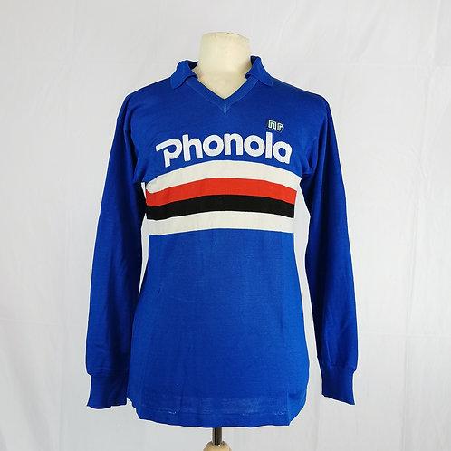 Sampdoria 1983-84 L/S Home - Size S