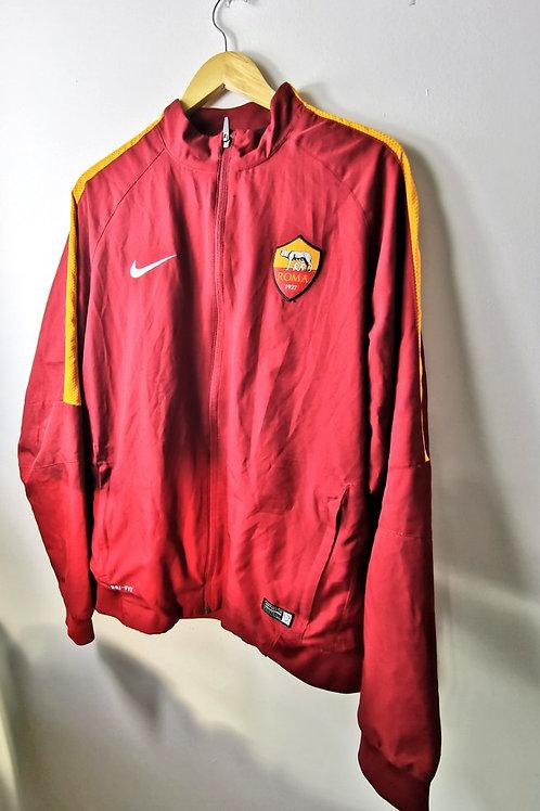 AS Roma 2017-18 Training Jacket - Size XL