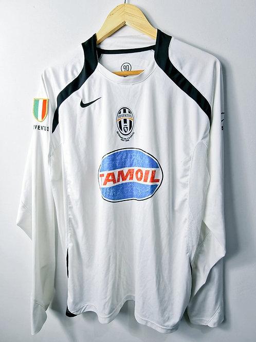 Juventus 2005-06 Total 90 Training Shirt - Size XL