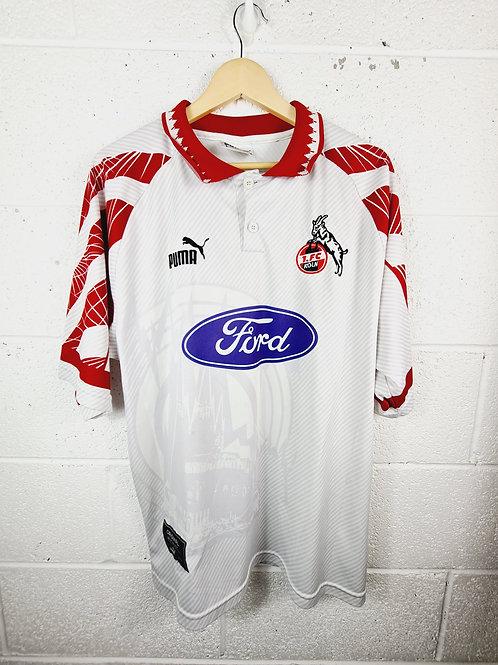 FC Koln 1996-97 Home - Size L