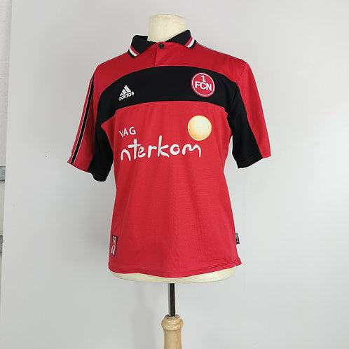 FC Nürnberg 1999-00 Home - Size M