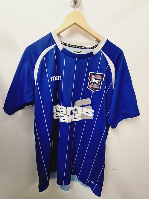 Ipswich Town 2011-12 Home - Size L