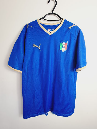Italy 2007-09 Home - Size M