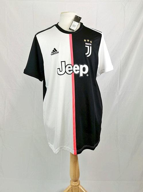Juventus 2019-20 Home - Size XL - Ronaldo 7 - BNWT