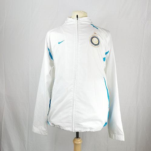 Inter Milan 2011 Zip Up Jacket - Size XL