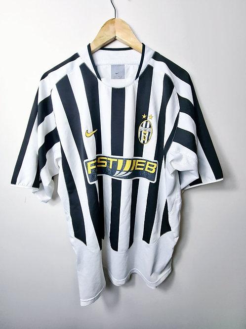Juventus 2003-04 Home - Size L