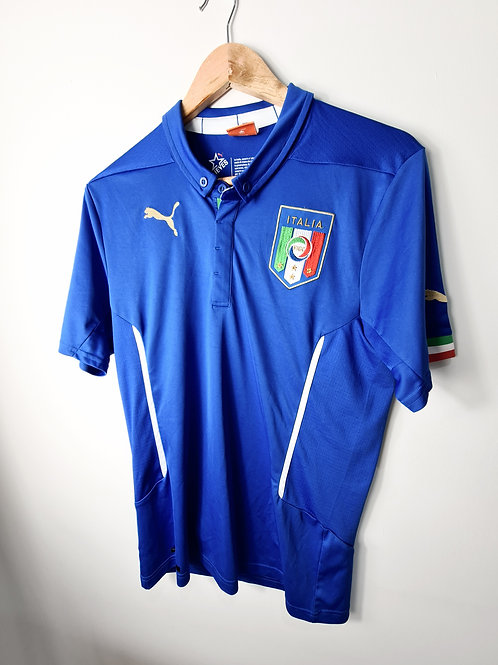 Italy 2012-13 Home Shirt - Size S