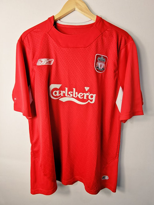 Liverpool 2004-06 Home - Size XL