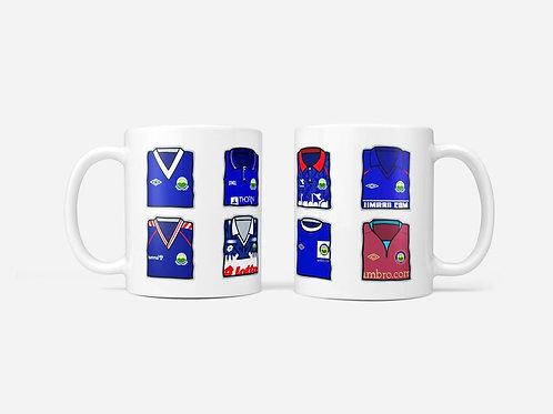 Linfield Kits Mug