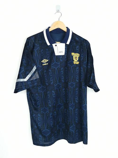 Scotland 1991-94 Home - Size XL