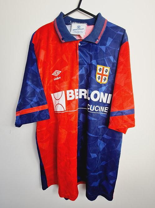 Cagliari 1990-92 Home - Size L - Number 10