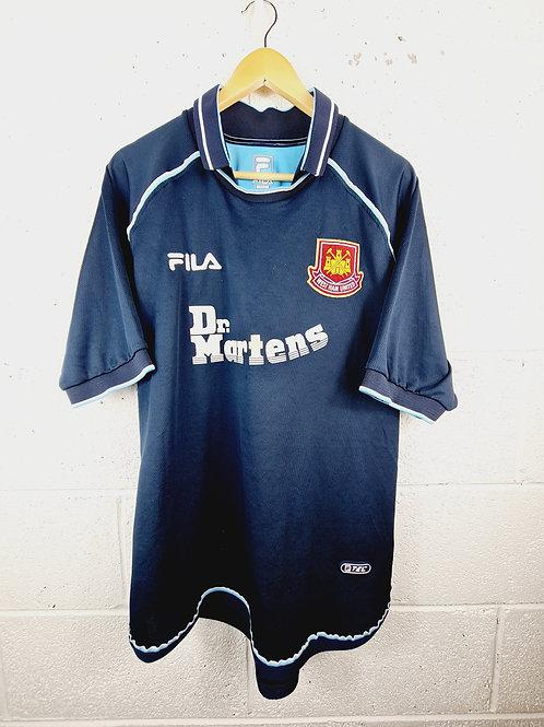 West Ham 1999-01 Third - Size L