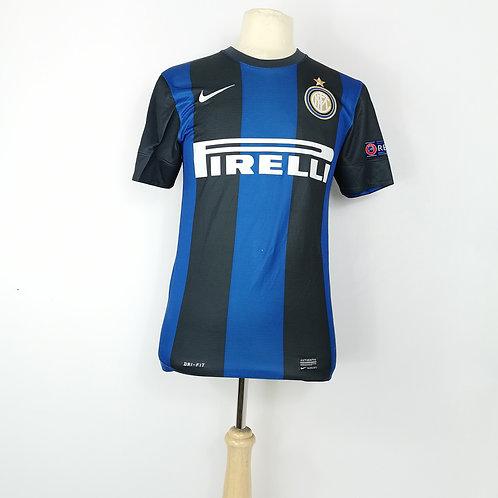 Inter Milan 2012-13 EL Home - Size S - Cassano 99