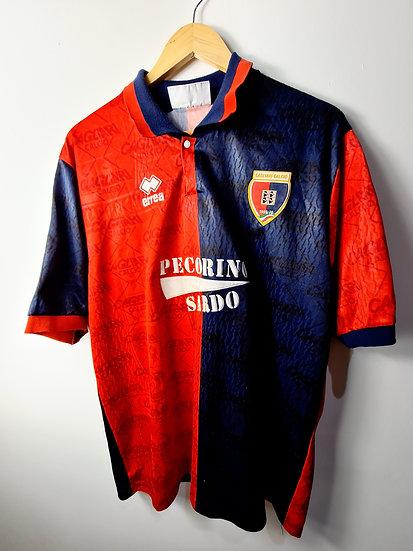 Cagliari 1994-95 Home - Size XL - O'Neill 25