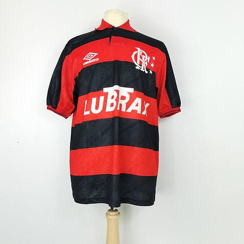Flamengo 1992-93 Home - Size XL