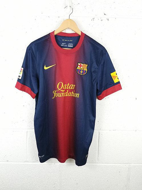 Barcelona 2012-13 Home - Size M