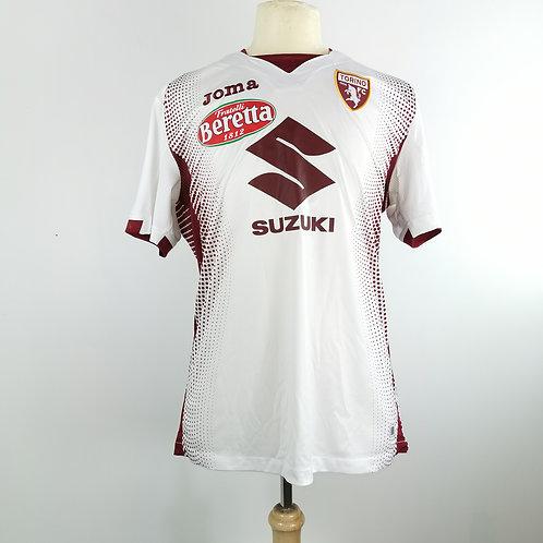 Torino 2019-20 Match Issue Away - Size XL - Nkoulou 33