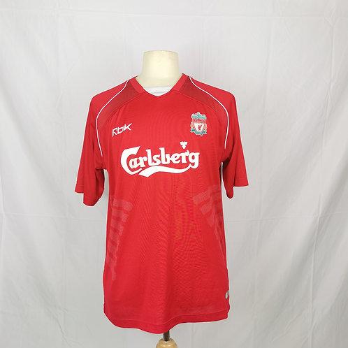 Liverpool 2005 Training Shirt - Size L