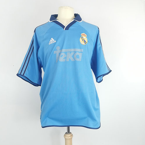Real Madrid 1999-00 Away - Size XL