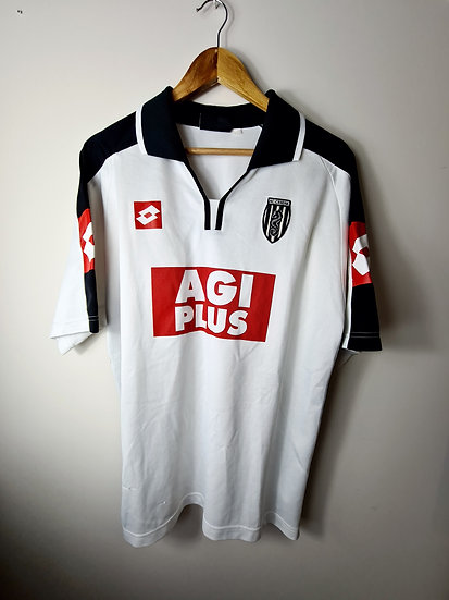 A.C. Cesena 2004-05 Player Issue Home - Size XL - 13