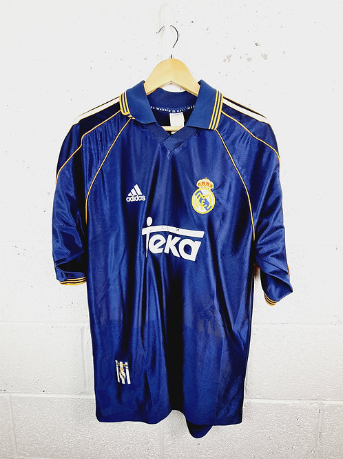 Real Madrid 1998-99 Third - Size L - Raul 7