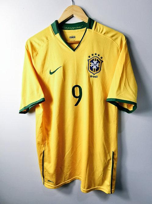 Brazil 2008-10 Home - Size L- #9
