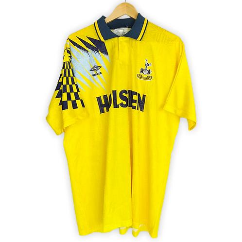 Tottenham Hotspur 1991-95 Away - Size XL