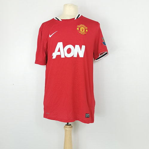 Manchester United 2011-12 Home - Size L