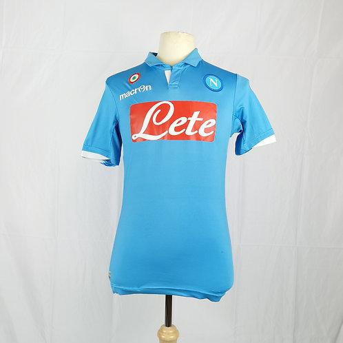 Napoli 2015-16 Home - Size M - Higuaín 9