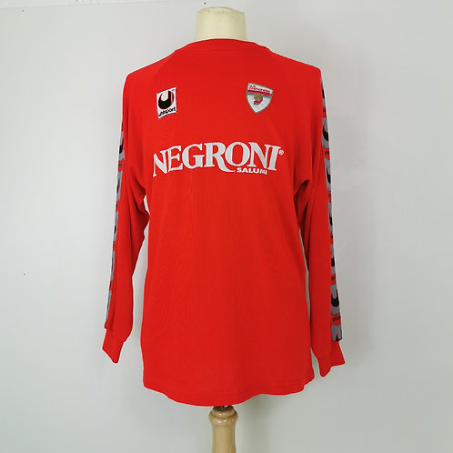 Cremonese 1995/96 L/S *Player Issue* Training Shirt - Size M/L