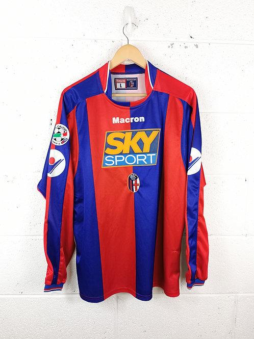 Bologna 2004-05 Match Issue Home - Size L - Bellucci 11