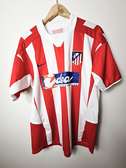Atletico Madrid 2002-03 Home - Size M
