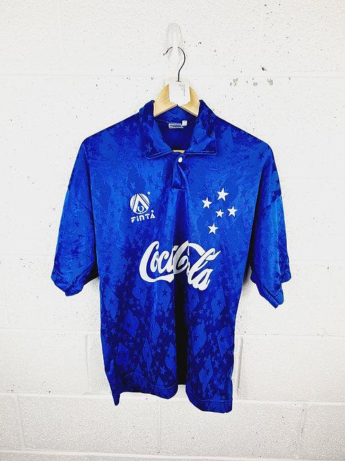 Cruzeiro 1992-94 Home - Size S - #10