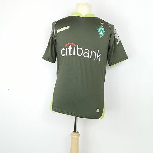 Werder Bremen 2007-08 Away - Size S - Diego 10