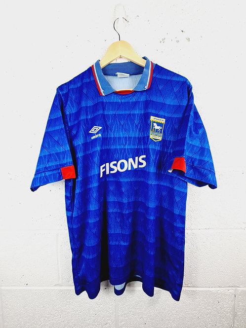 Ipswich 1989-92 Home - Size L