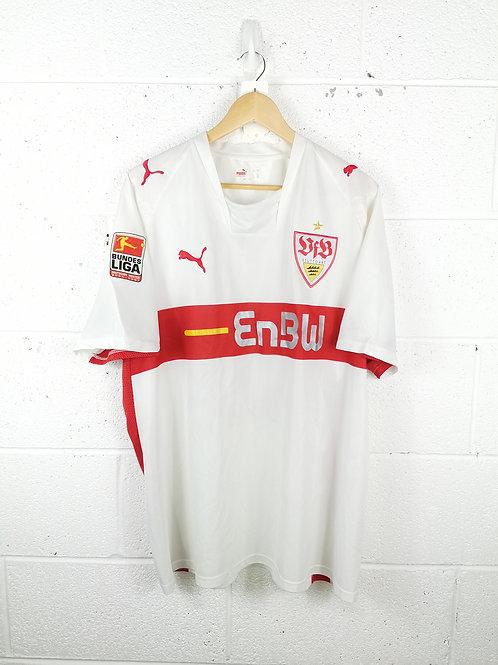 VfB Stuttgart 2007-08 Home - Size XXL - Hitzlsperger 11