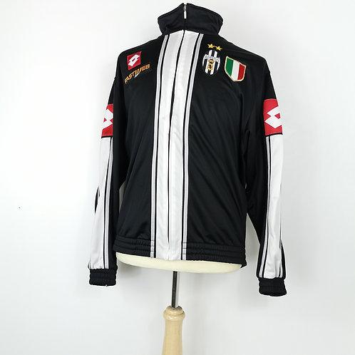 Juventus 2002-03 Lotto Track Jacket - Size M