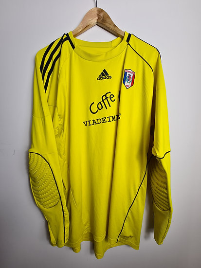 Castellese Calcio Player Issue GK - Size 3XL - Number 1