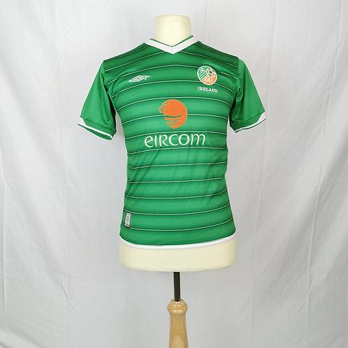 Ireland 2003-04 Home - Size LB