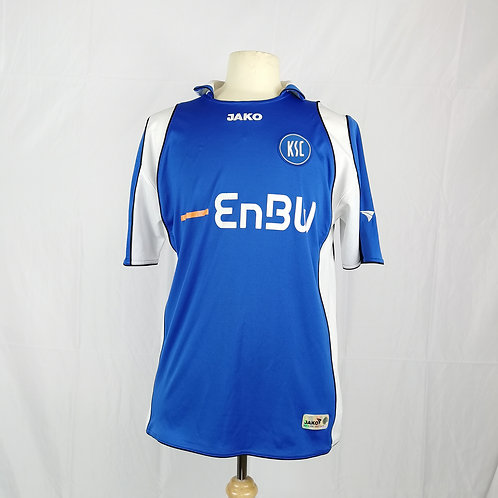 Karlsruher SC 2007-08 Home - Size M