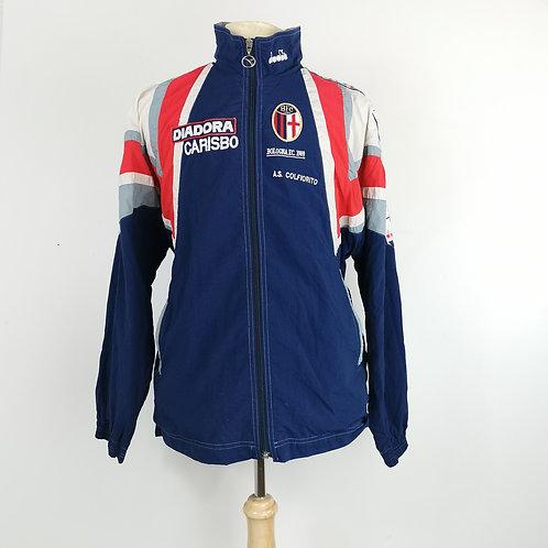 Bologna 1997-98 Diadora Zip Up Jacket - Size L
