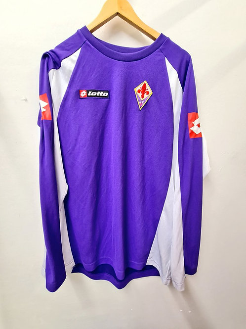 Fiorentina2011-12 Training Shirt - Size XXL